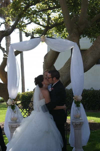 More of our wedding photos will be available soon on Flicker and Facebook.